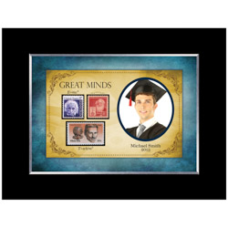 Great Minds Personalized Photo Frame