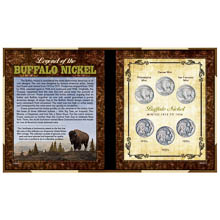 Legend of the Buffalo Nickel