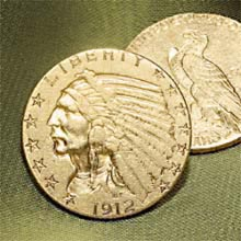 Indian Head $2.50 Gold Piece