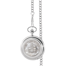 JFK Bicentennial Half Dollar Pocket Watch
