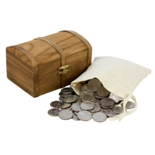 Statehood Quarter Treasure Chest