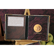 The Gold Liberty Collection - Buy Set of All 4 Gold Liberty Coins