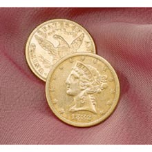 Liberty Head $2.50 Gold Piece