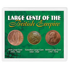 Large Cents of the British Empire