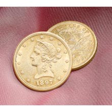Liberty Head $10 Gold Piece