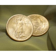 Saint Gaudens $20 Double Eagle Gold Piece
