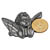 Guardian Angel Magnet with Angel Coin