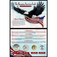 Changing American Eagle Coin Collection
