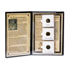 The King Herod Ancient Coin Collection