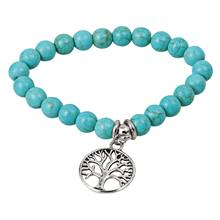Tree of Life  Stretch Bracelet