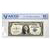 Series 1935 $1 Silver Certificate Graded Choice Uncirculated 64 by AACGS
