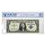 Series 1957 $1 Silver Certificate Graded Fine 15 by AACGS
