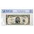 Series 1953 $5 Blue Seal Silver Certificate Graded Fine 15 by AACGS