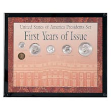 The First Year of Issue President's Collection