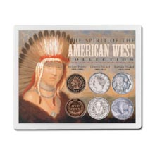Spirit of the American West Coin Collection