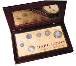 Rare Coins of the 19th Century