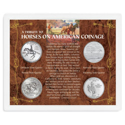 A Tribute to Horses on American Coinage