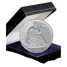 Seated Liberty Silver Half Dollar