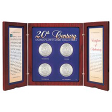 20th Century Morgan Silver Dollar Mint Mark Collection