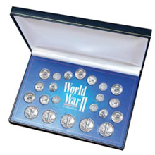 The World War II Coin Collection