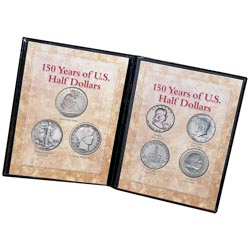 150 Years of U.S. Mint Silver Dollars