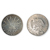 Silver Cap & Rays 8 Reales from Mexico