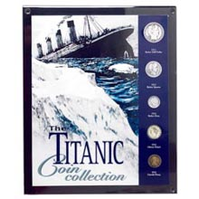 Titanic Coin Collection