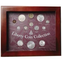 Liberty Coin Collection