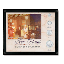 New Orleans Mint Mark  Silver Coin Collection
