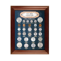 U.S. 20th Century Coin Collection