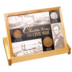 Obsolete Coins of the Civil War