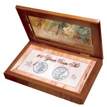 100 Year Coin Set