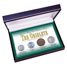 America's Rare Coin Collector's Series - Obsolete Collection
