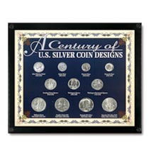 A Century of U. S. Silver Coin Designs
