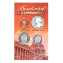 Presidential Proof Set