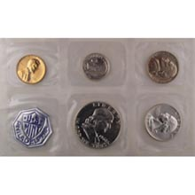1960	 U.S. Mint Proof Set