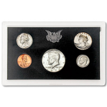 1970	 U.S. Mint Proof Set