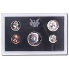 1971	 U.S. Mint Proof Set