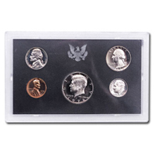 1972	 U.S. Mint Proof Set
