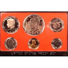 1973	 U.S. Mint Proof Set