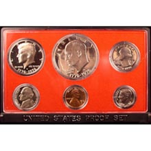 1975	 U.S. Mint Proof Set
