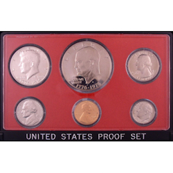 1976	 U.S. Mint Proof Set
