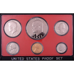 1977	 U.S. Mint Proof Set