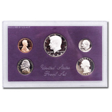 1984	 U.S. Mint Proof Set