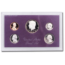 1985	 U.S. Mint Proof Set