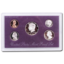 1992	 U.S. Mint Proof Set