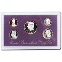 1993	 U.S. Mint Proof Set