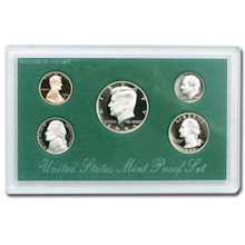 1994	 U.S. Mint Proof Set