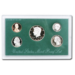1997	 U.S. Mint Proof Set