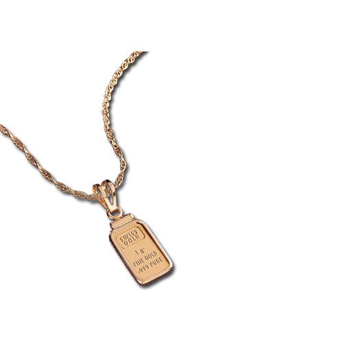 1 gram gold ingot pendant aloadofball Images